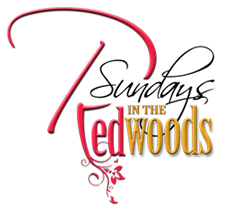 Sundays in the Redwoods Logo